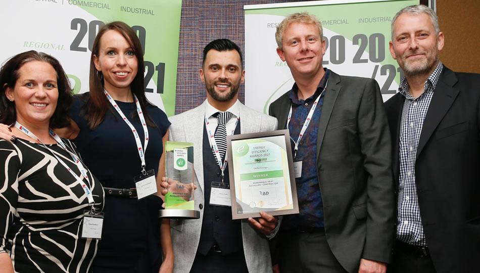OHM Energy Wins Award