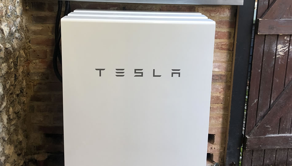 Tesla Powerwall Installation