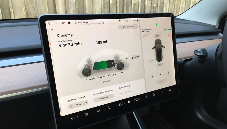 Tesla Home Charger