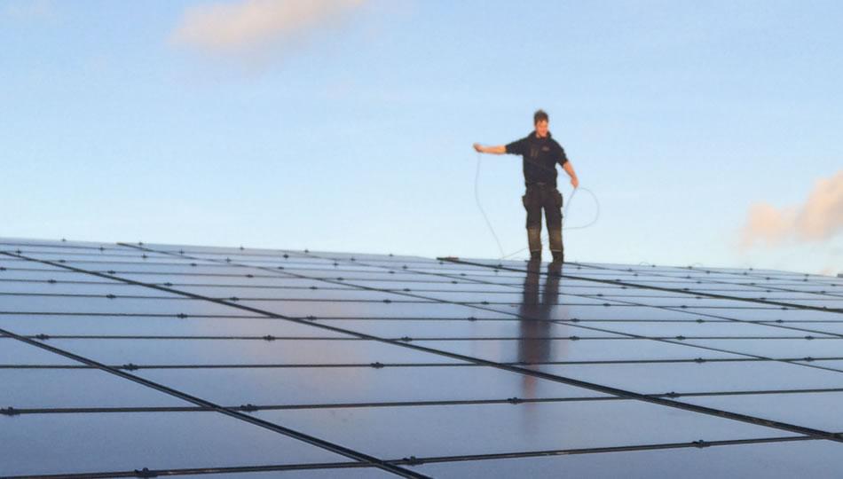 SOLAR PV SERVICING