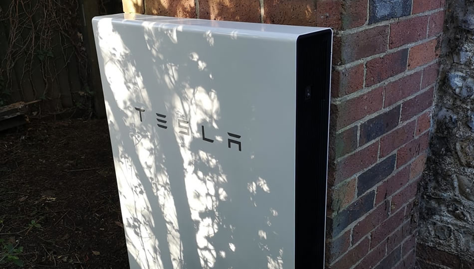 Tesla Powerwall 2 Battery Storage