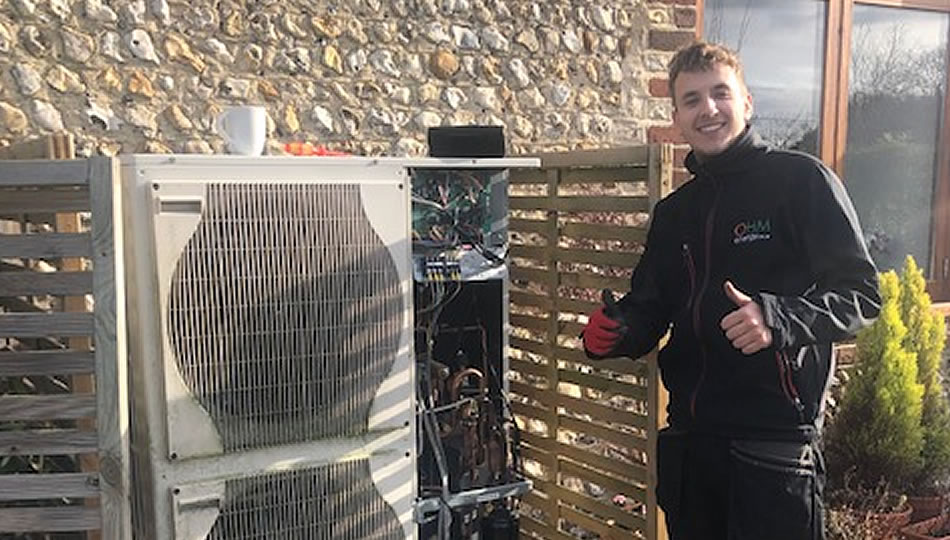 Heat Pump Servicing